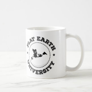 Flat Earth -- Mug 1