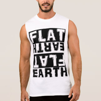 FLAT EARTH TANK TOP