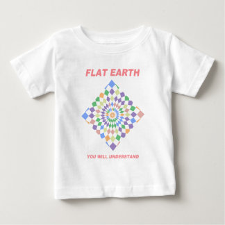 Flat Earth You Will Understand Tees