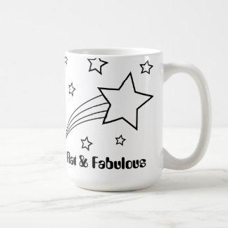 Flat & Fabulous mug