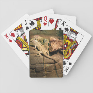 Flat out like a lizard drinking - Card Deck