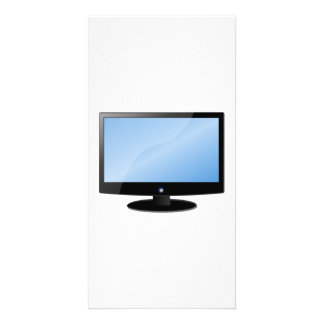 Flat Panel Television Photo Cards