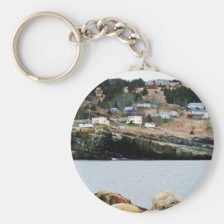 Flat Rock Keychains
