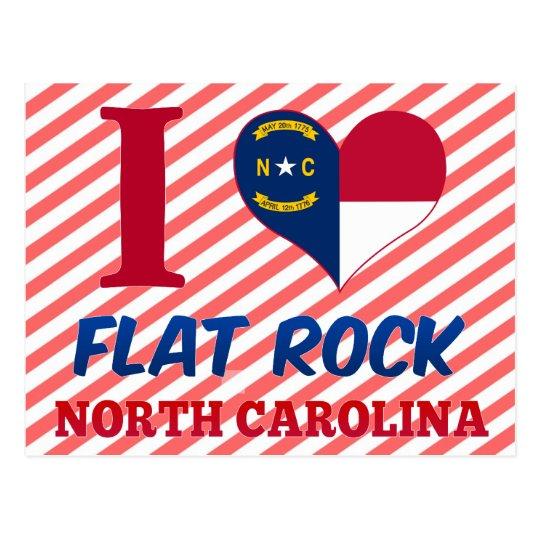 Flat Rock, North Carolina Postcard