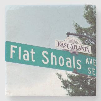 Flat Shoals, East Atlanta, EAV, Marble Coasters