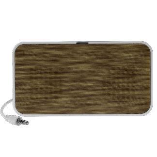 Flat wood nice cute Skin Case Laptop Speakers