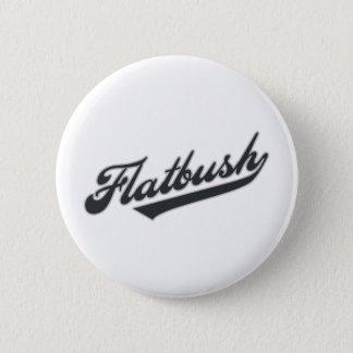 Flatbush 6 Cm Round Badge