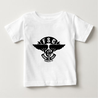 Flatbush Scooter Club Baby T-Shirt