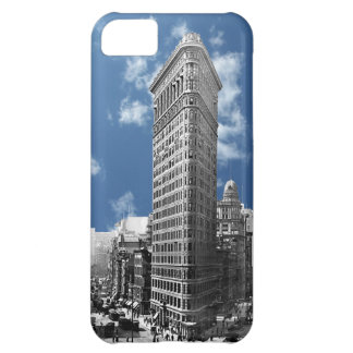 Flatiron Building Manhattan 1910 iPhone 5C Case