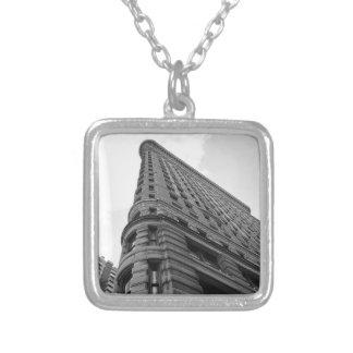 Flatiron Building Necklace