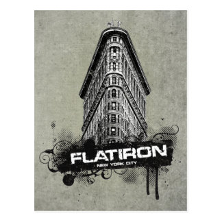 Flatiron Building New York City Postcards