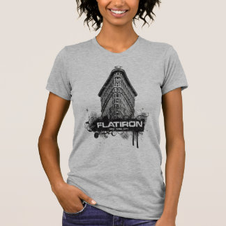 Flatiron Building New York City Tee