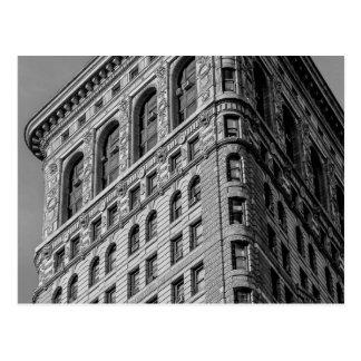 Flatiron Building Photo in NYC Postcard