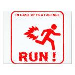 Flatulence Invite