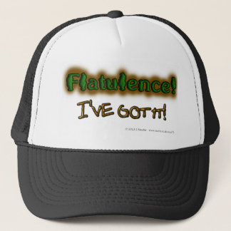Flatulence! I've got it! Trucker Hat