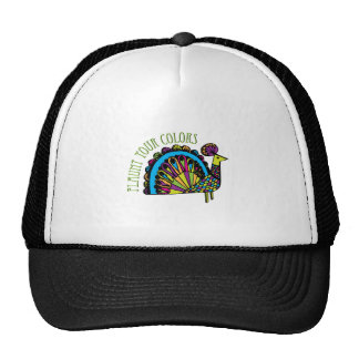 Flaunt Your Colors Trucker Hats