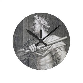 Flavius Domitian (AD 51 - AD 96) Emperor of Rome 8 Clock