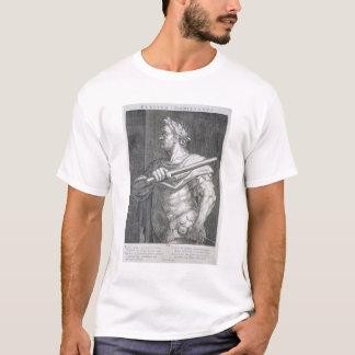 Flavius Domitian (AD 51 - AD 96) Emperor of Rome 8 T-Shirt