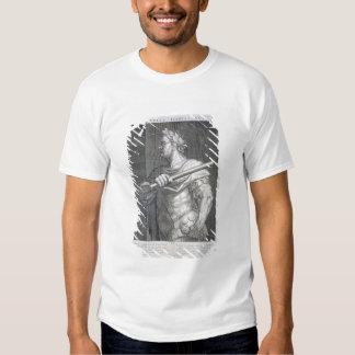 Flavius Domitian (AD 51 - AD 96) Emperor of Rome 8 Tee Shirt