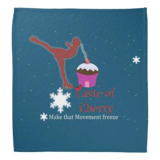 Flavor of cherry kerchief
