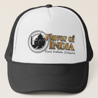 Flavor Of India Trucker Hat
