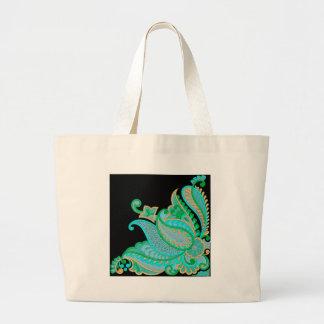 Flawer Image Jumbo Tote Bag