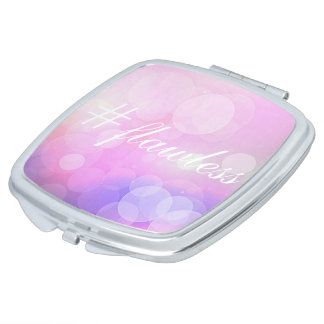 #flawless compact mirror