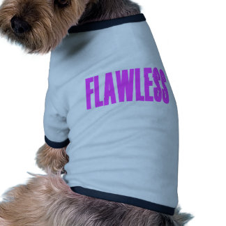 FLAWLESS RINGER DOG SHIRT