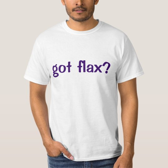 flax t shirt