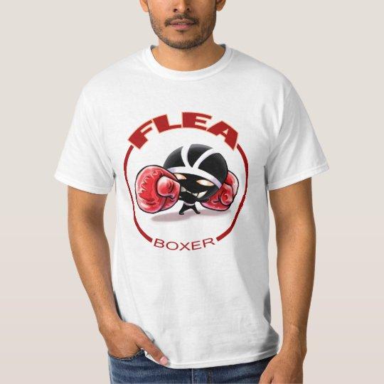 Flea boxer T-Shirt