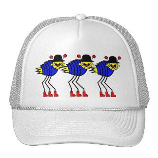 Flea Mesh Hats