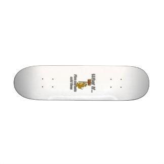 flea markets skateboard deck