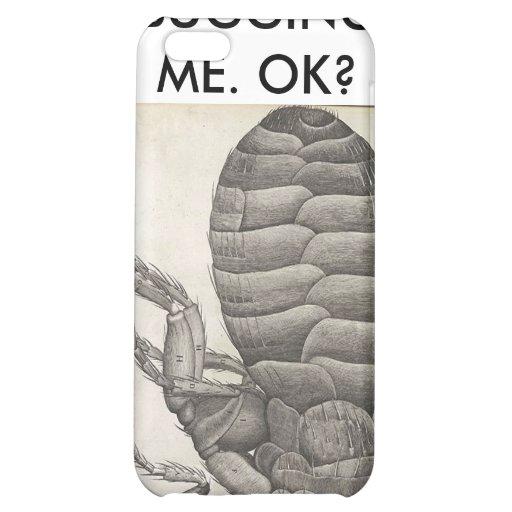 Flea, STOP BUGGING ME. OK? iPhone 5C Covers