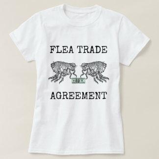 Flea Trade Agreement T-Shirt