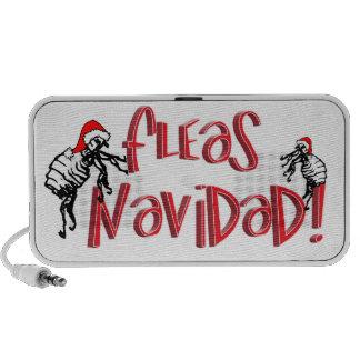 Fleas Navidad - Dancing Christmas Fleas Mini Speaker