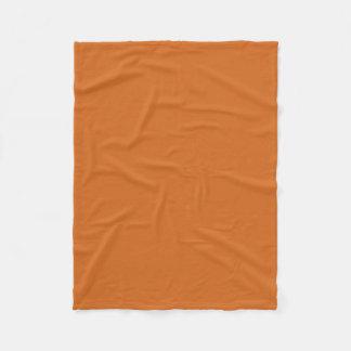 """Fleece Blanket 30""""x40"""" - Chocolate"""