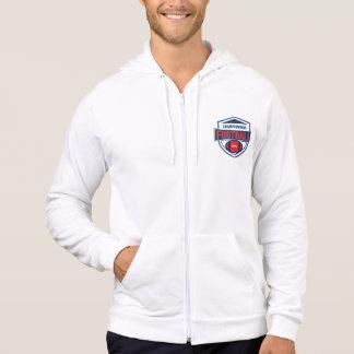 Fleece-lined jacket White Man Football