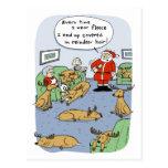 """""""Fleece Navidad"""" Funny Christmas Cartoon"""