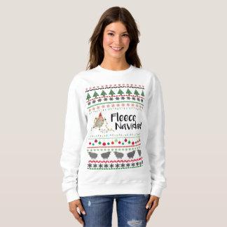 Fleece Navidad Sweater