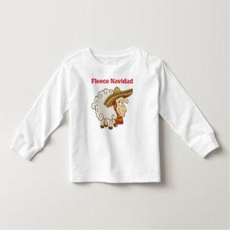 Fleece Navidad Toddler T-Shirt