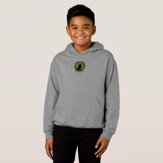 Fleece Pullover Hoodie: Math Smart Caveman