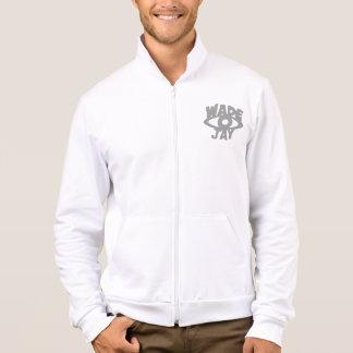Fleece Zip Jogger Jackets