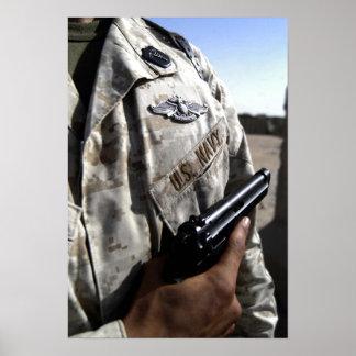 Fleet Marine Force Warfare Device Poster