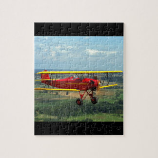 Fleet, Model 2, 1929,_Classic Aviation Jigsaw Puzzle