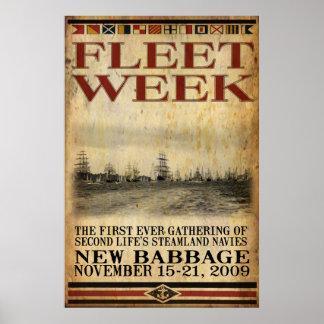 Fleet Week Poster