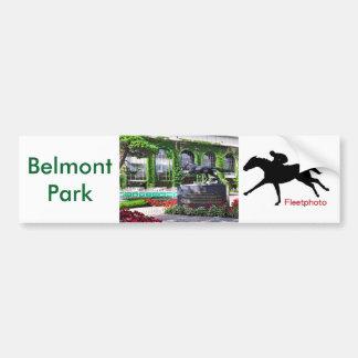 Fleetphoto Park Bumper Sticker