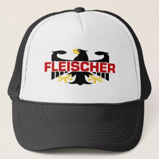 Fleischer Surname Trucker Hat