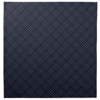 Fleming Clan Tartan Designed Print Napkin