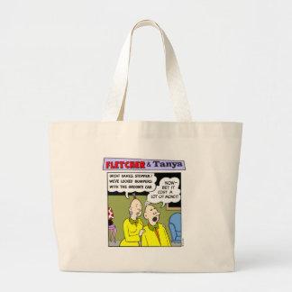 Fletcher & Tanya #2 Tote Bag