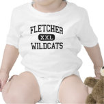 Fletcher - Wildcats - High - Fletcher Oklahoma Romper